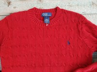 Свитер Polo by Ralph Lauren оригинал на 6-8 лет