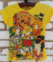 Футболка Ed Hardy by Christian Audigier р. M (S)