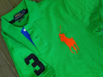 Футболка поло Polo by Ralph Lauren р. XS