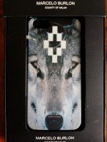 Чехол для IPhone 5/5S Marcelo Burlon волк