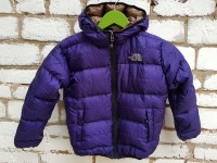 Пуховик The North Face 5-7 лет