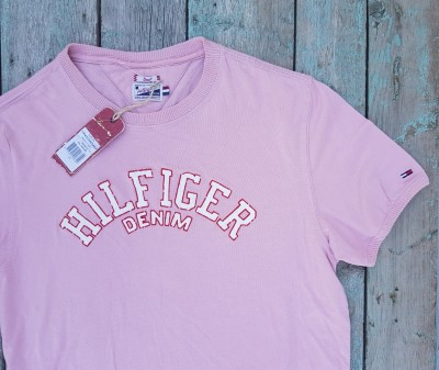 Футболка Tommy Hilfiger р. S цвет dusty rose
